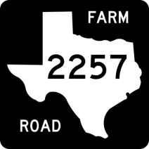 384px-Texas_FM_2257.svg